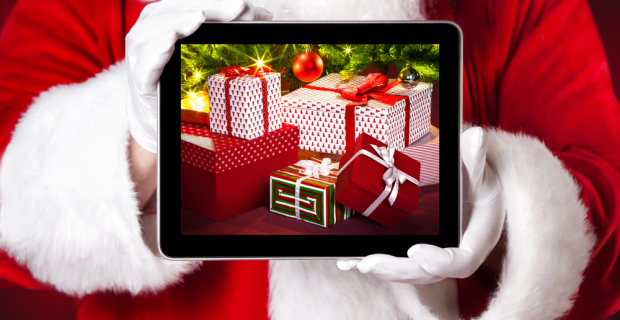 Cadeaux de Noel : 100% digital
