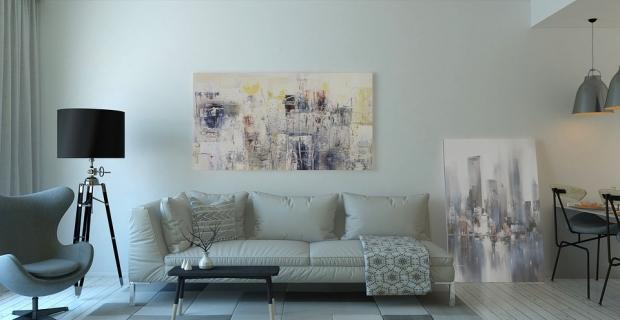 Quelle couleur tendance choisir pour les murs de son salon ?