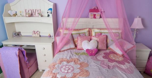 Personnaliser la chambre des Enfants